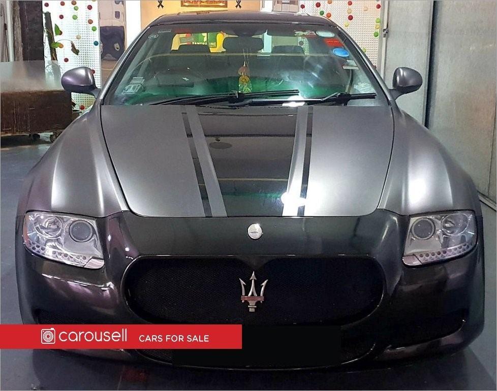 Maserati QUATTROPORTE AUTOMATIC MY09