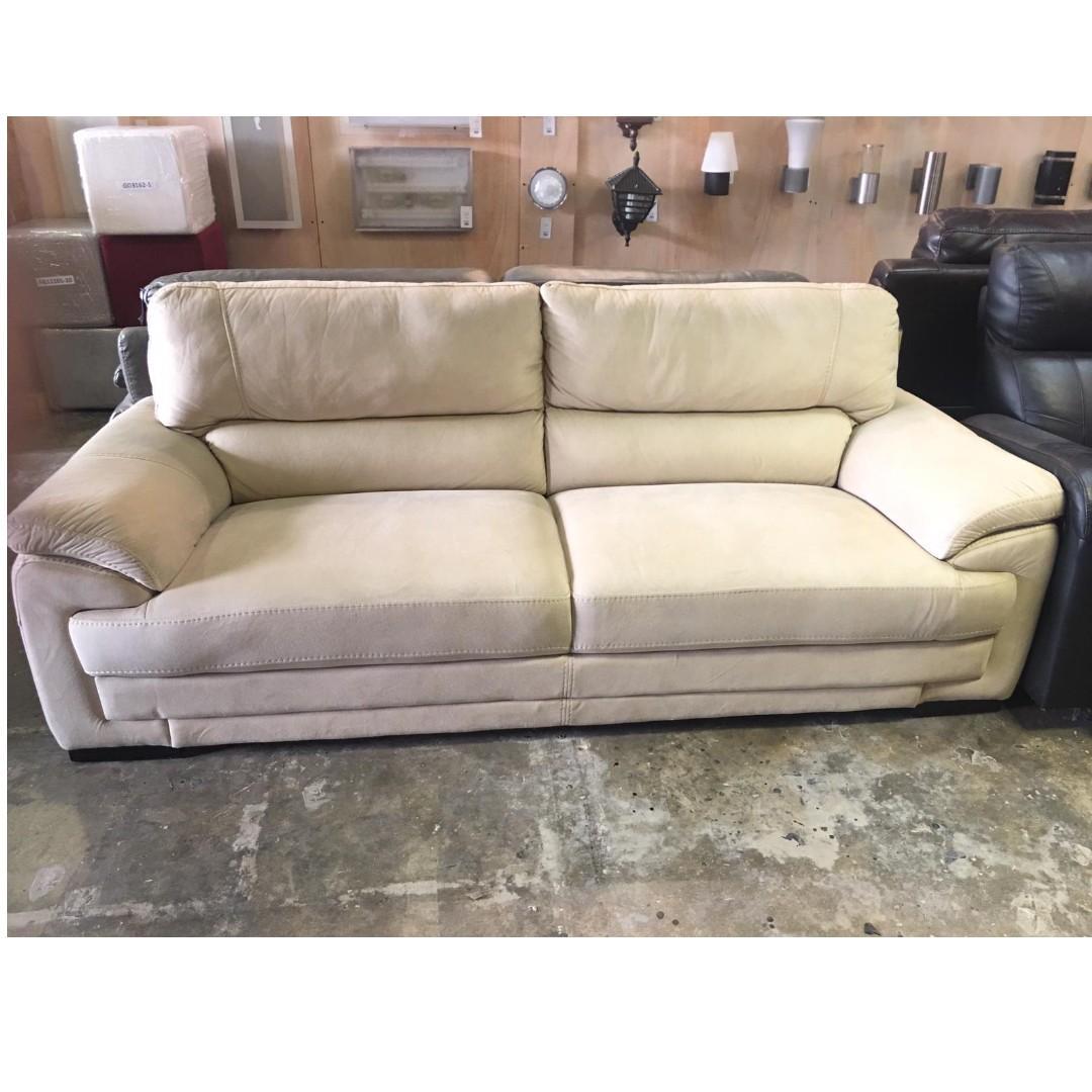 Micro Fabric Sofa Display Set