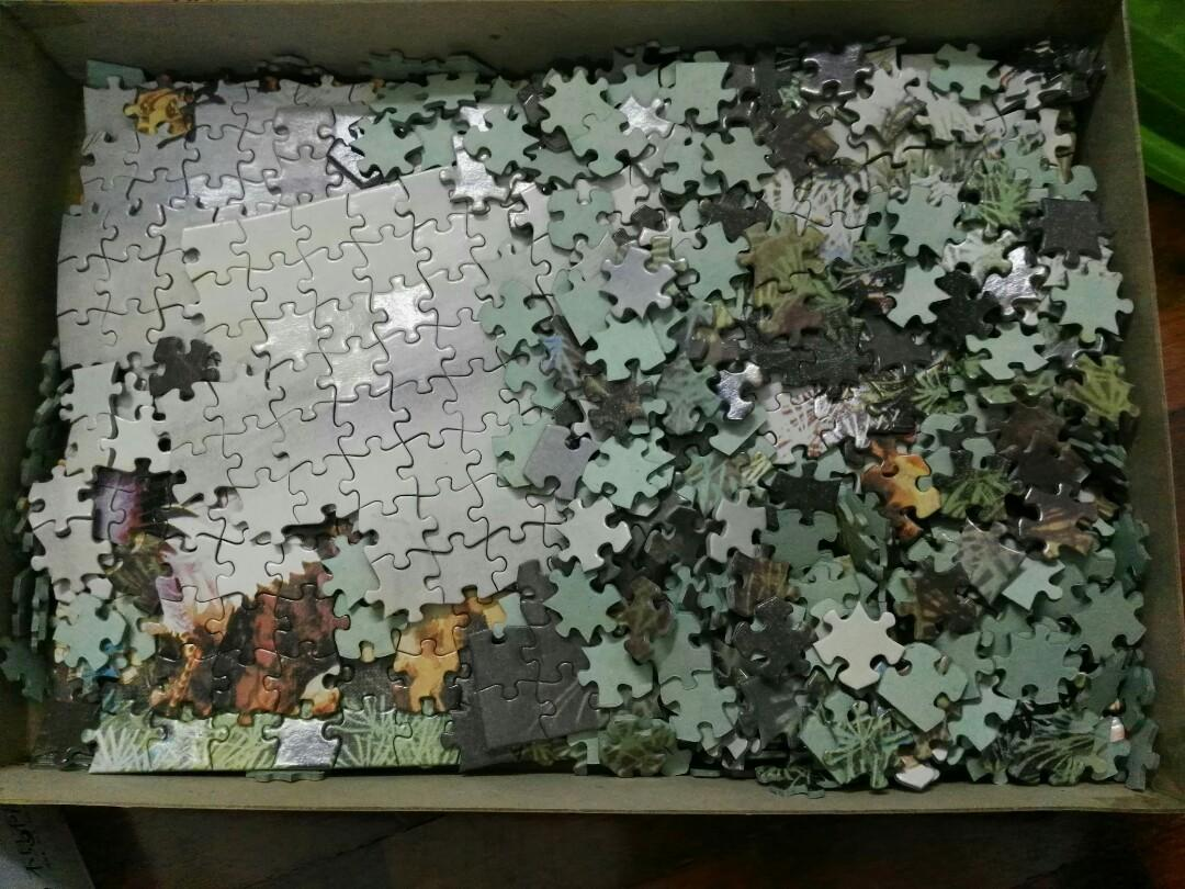 New 2000 Pieces Jigsaw Puzzle