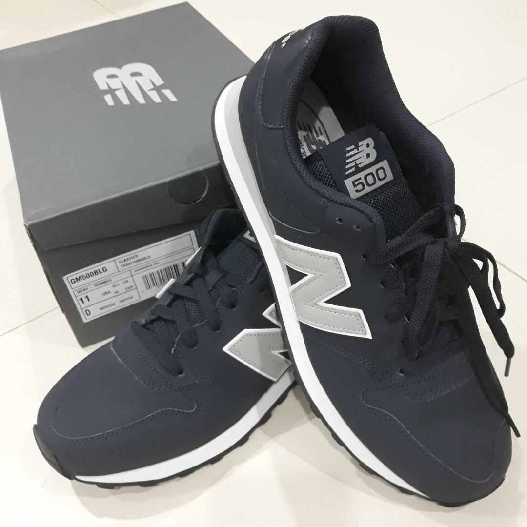 Brillar pueblo silencio  New Balance GM500BLG Men's Sports Shoes, Men's Fashion, Footwear, Sneakers  on Carousell