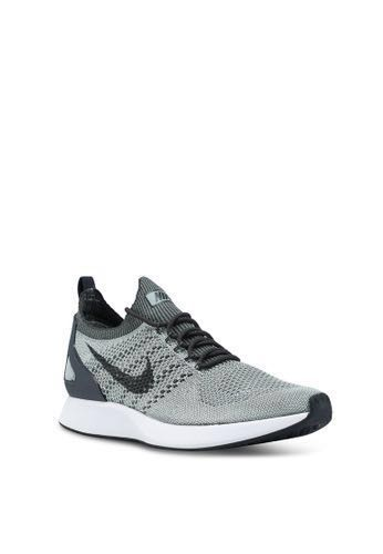 0f3b62403ecad Nike Air Zoom Mariah Flyknit Racer  18 Running Shoes MICA GREEN ...