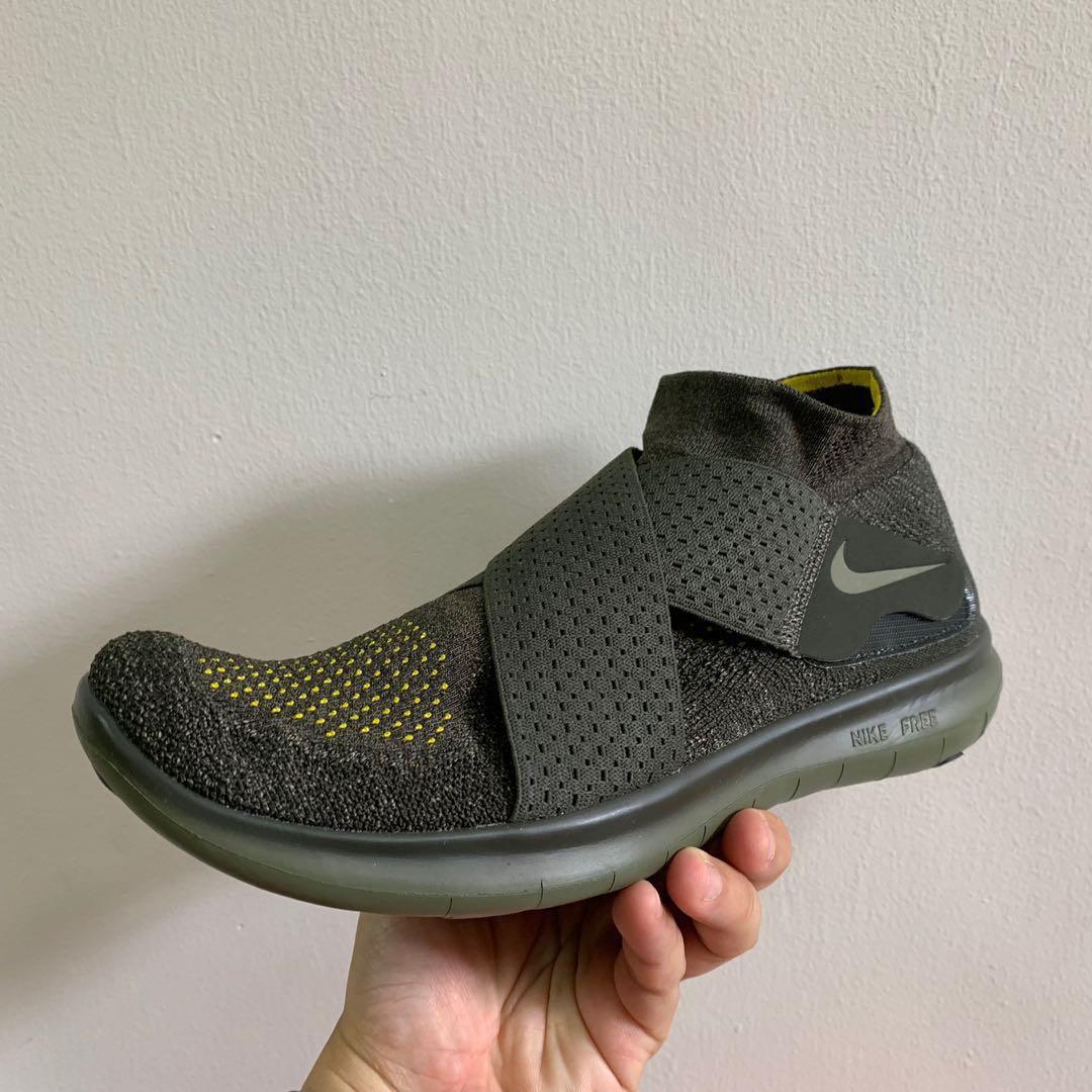 Nike free rn motion fk shoe US8.5