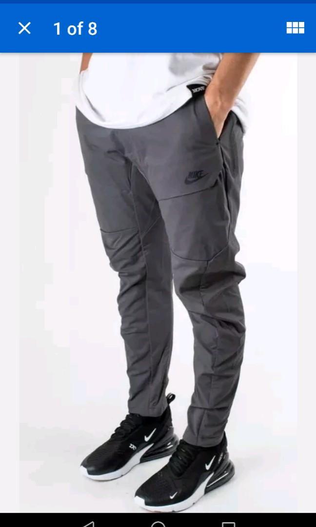 Sabor visitar paso  NIKE Tech Pack Woven Cargo pants. RRP USD140, Men's Fashion ...