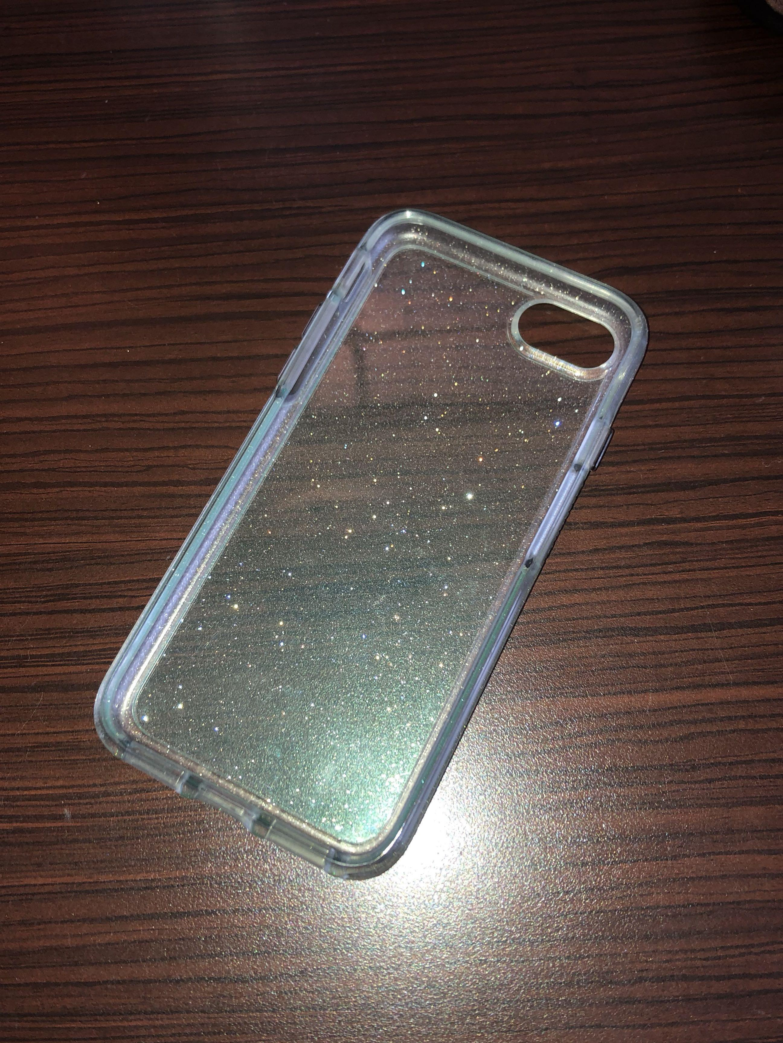 Ombré Glitter Otterbox Symmetry Series for iPhone 6/6s/7/8