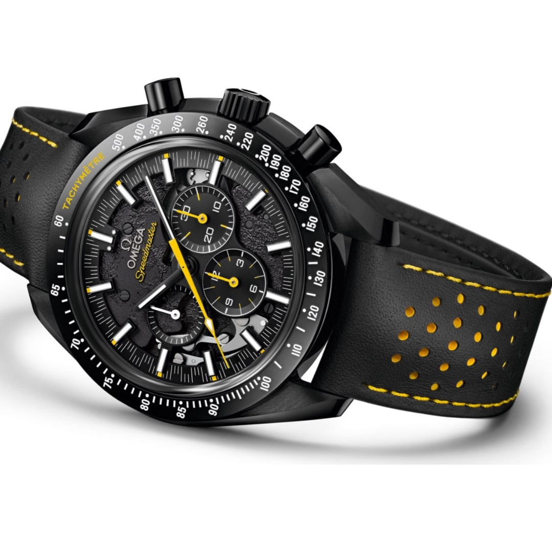 Omega Moonwatch Chronograph 44 25 Mm Dark Side Of The Moon Apollo