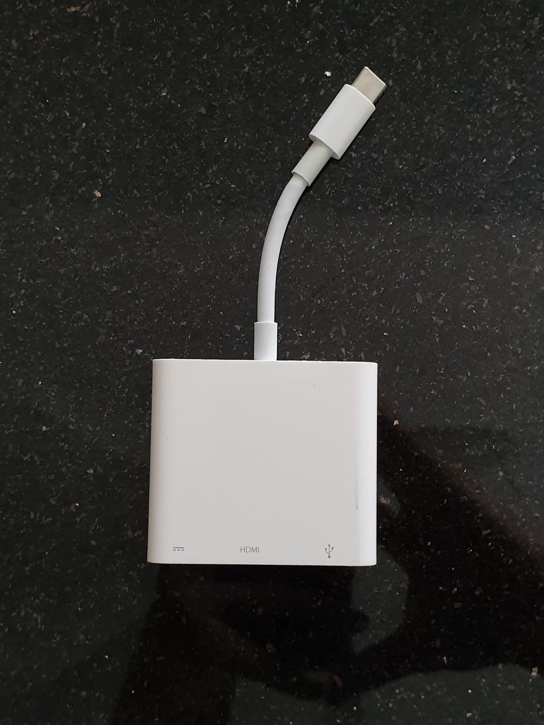 Original Apple USB-C Digital AV Multiport Adapter