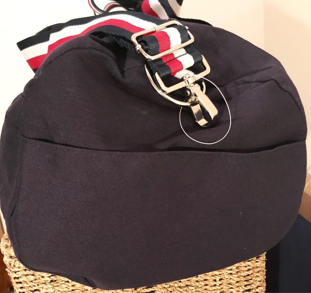 Original Tommy Hilfiger Duffle Gym Bag