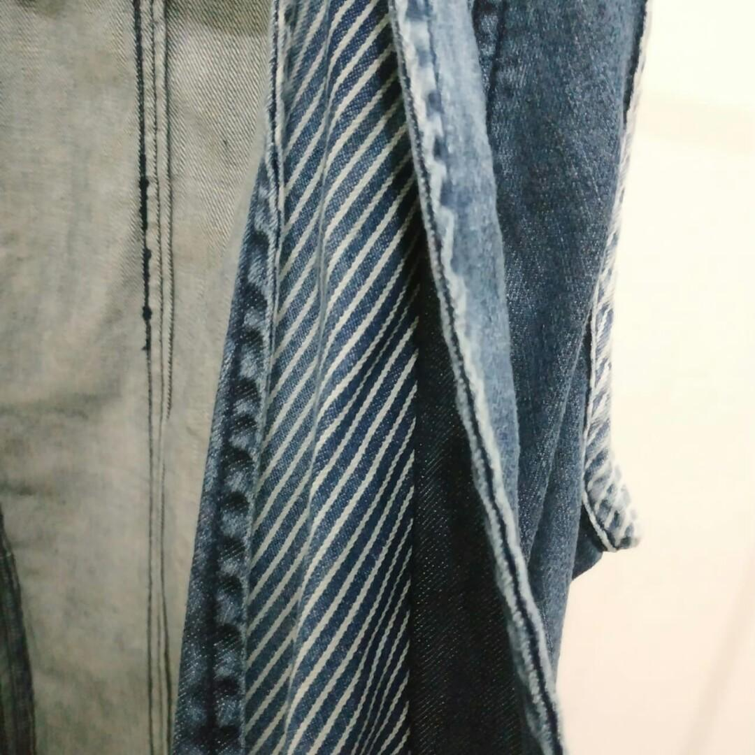Outer Jeans Tebal