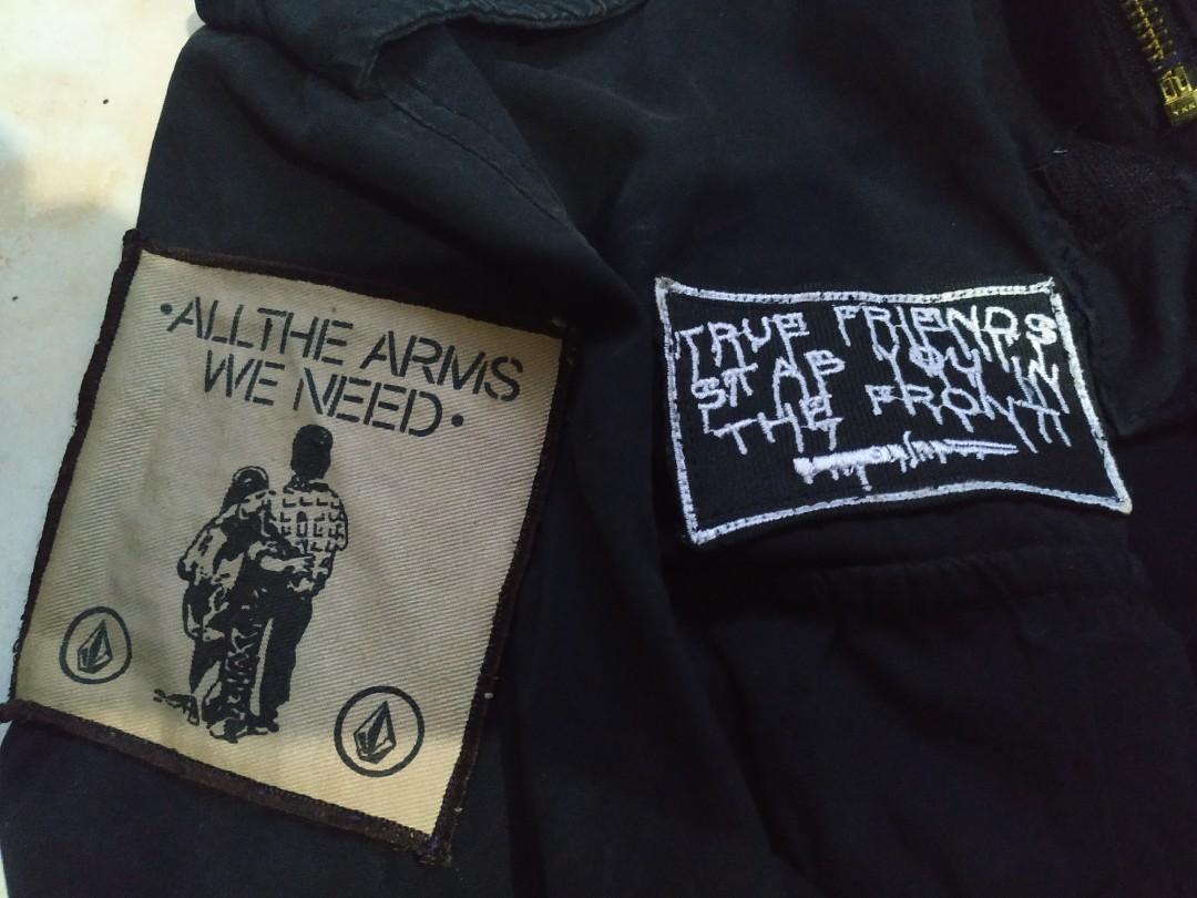 Parka fashion m65 field jacket alpha industries x Mastermind