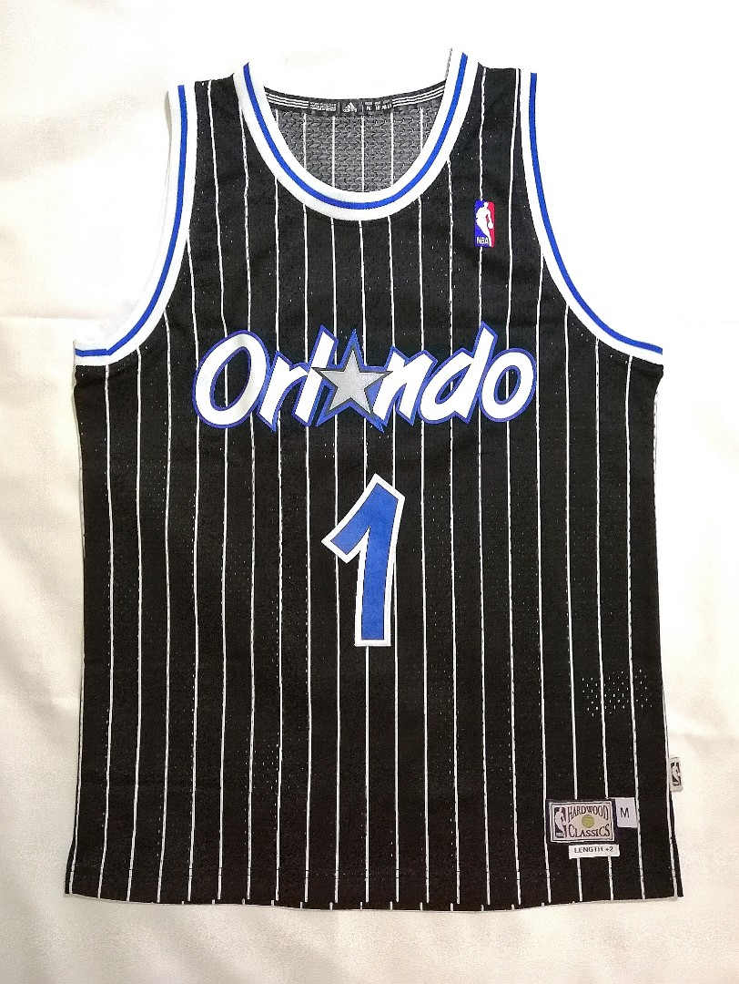 3661bc56f Penny Hardaway Orlando Magic Hardwood Classics NBA Jersey