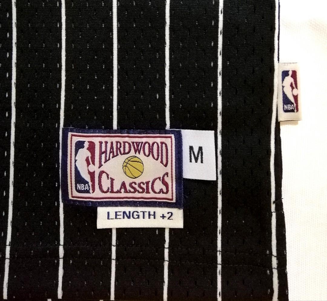 748e3b3f387 Penny Hardaway Orlando Magic Hardwood Classics NBA Jersey