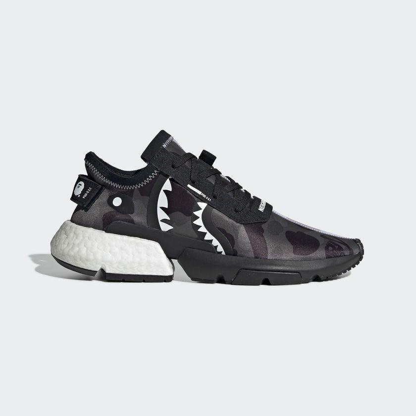c0a9418f7af [PO - CLOSED] Adidas x Neighborhood x BAPE POD-3.1