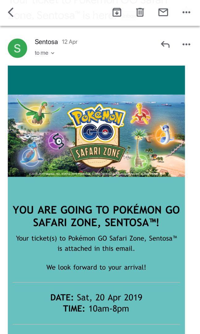 Pokémon Gofest Saturday 20/4
