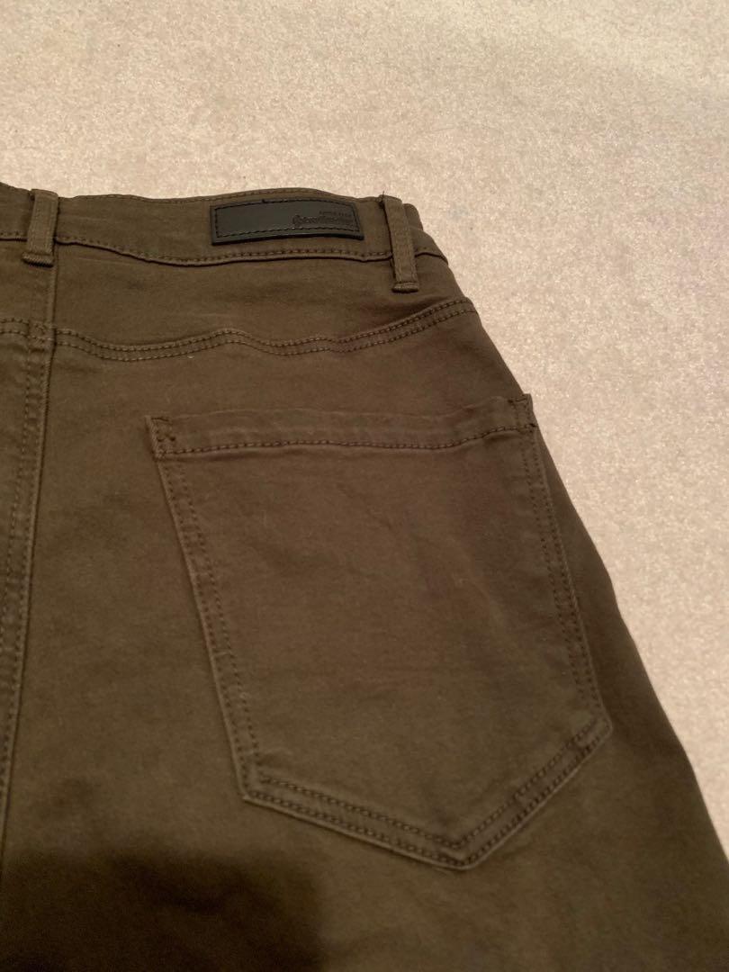 PRICE DROP Super high rise stretch skinny jeans size S