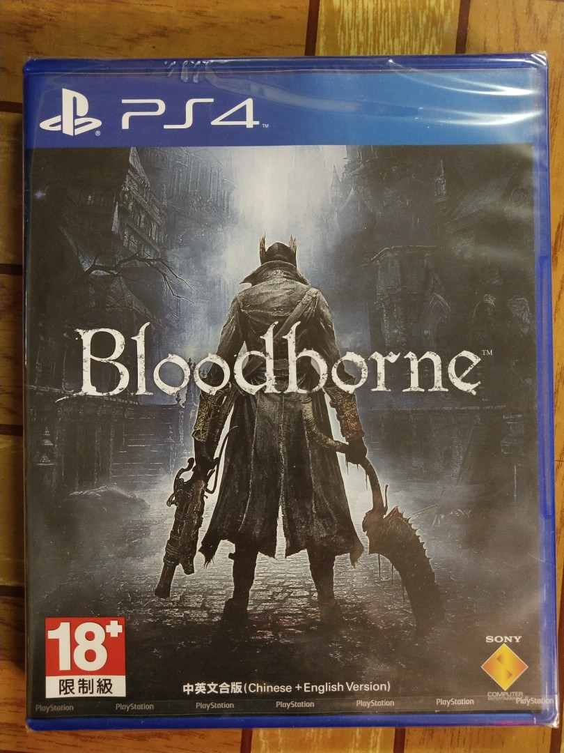 PS4 Bloodborne (全新)