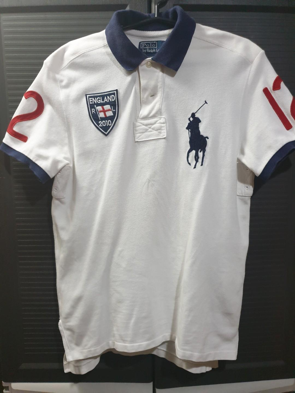 Small England Ralph Lauren On Carousell Shirt kTPXZOui