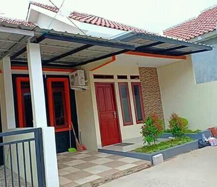 Rumah minimalis Ready type 45/60 di kota depok