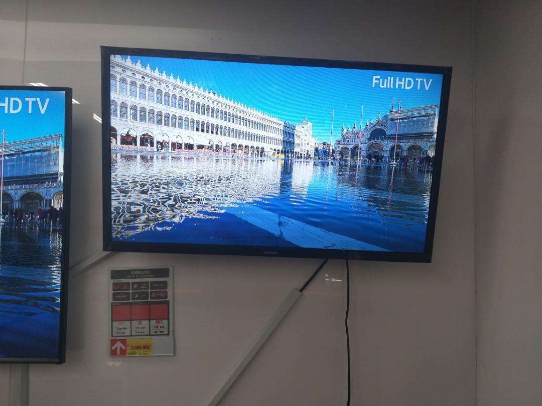 Samsung LED TV 32 DP RINGAN Proses Cepat Hanya 3Menit