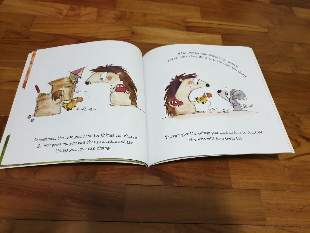 Scholastic - A Big Hug Book