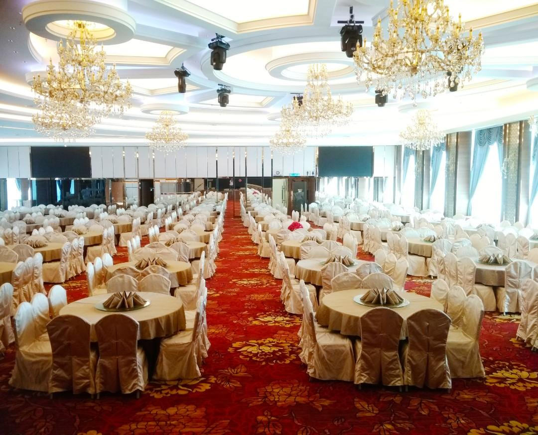 Sewa Dewan Bayu Galaxy Ballroom