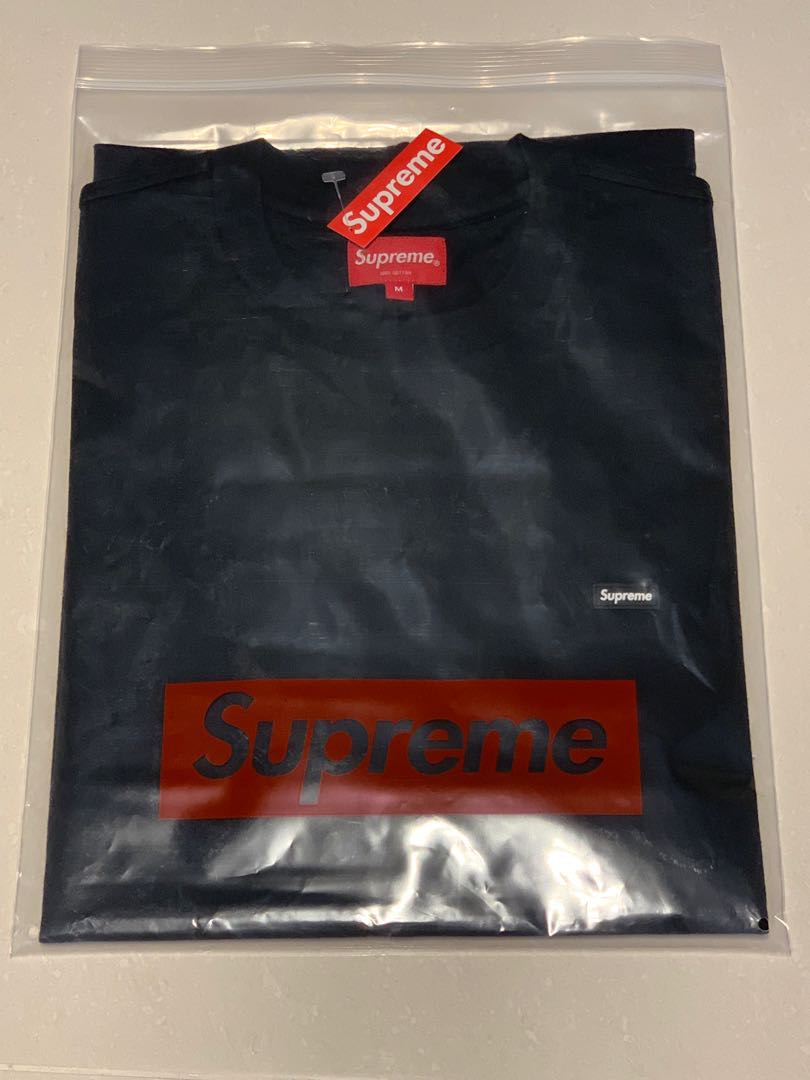 0b64e665f94f Supreme SS19 Small Box T Shirt, Men's Fashion, Clothes, Tops on ...