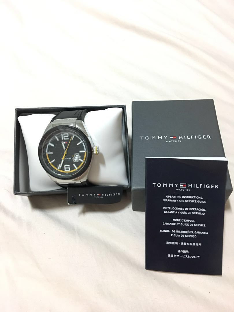 Tommy Hilfiger Men Watch Price Lowered Men S Fashion Watches On