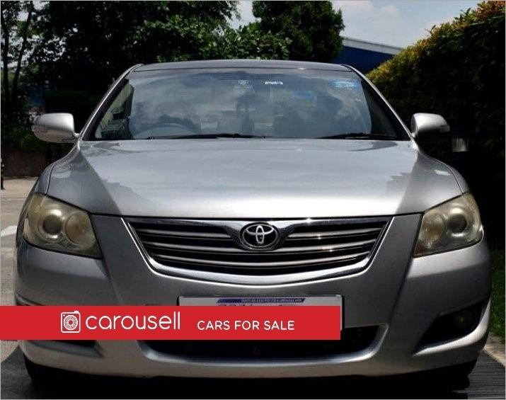 Toyota CAMRY 2.0 AUTO ABS AIRBAG