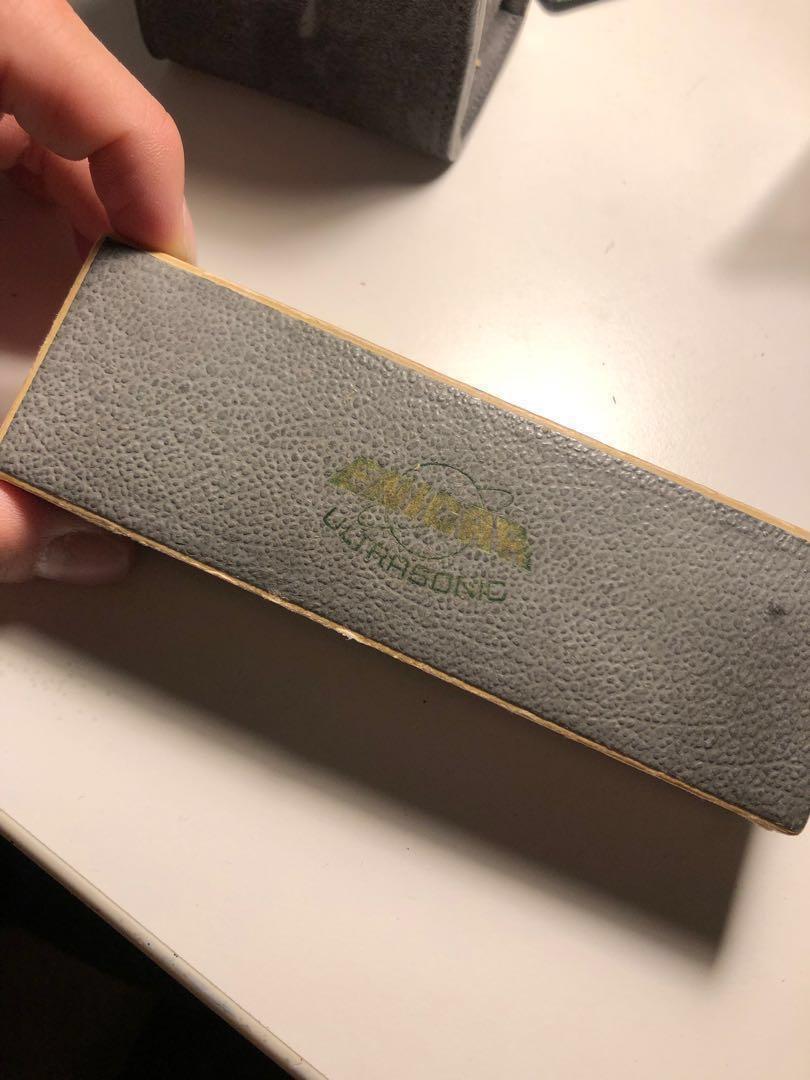 Vintage Enicar Ultrasonic Watch (w Box)