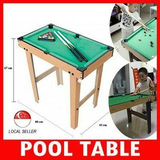 FREE DELIVERY Mini Pool Table for Kids