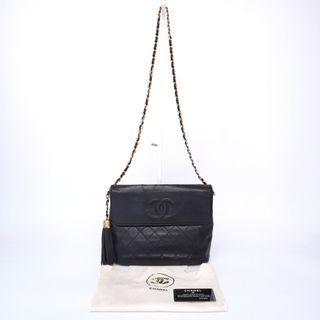 Chanel 古董流蘇 金鍊包