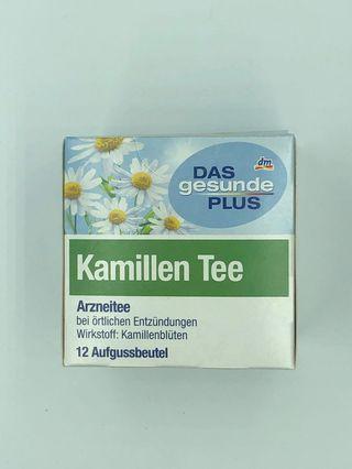 德國洋甘菊茶包(12個)