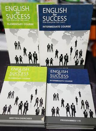 English for Success(Audio Pack & Program Pack)