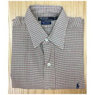 Polo Ralph Lauren L/Sleeve Office Shirt Used #38