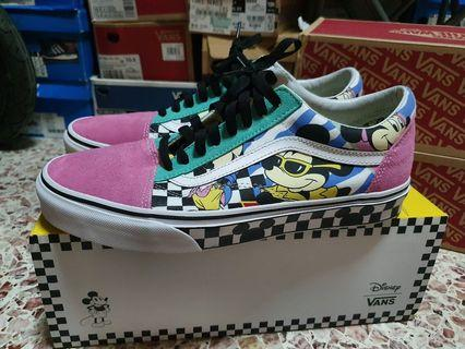 Vans Old Skool Mickey Mouse 50th Anni