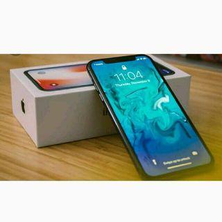 Iphone X 64 Gb New Bisa Cicilan Tanpa CC Free 1xAngsuran ,3 Menit Cair