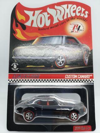 Hot Wheels Club Exclusive Custom Camaro