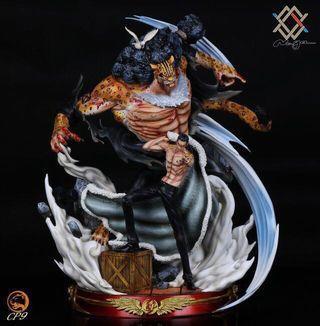 One Piece CP9 Rob Lucci
