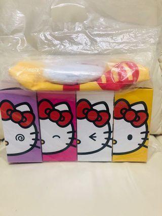 McDonald x Hello Kitty 2011 麥當勞公仔