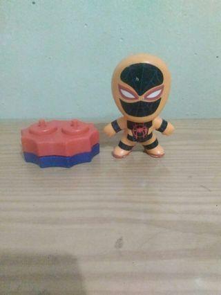 Mcdonald's Spiderman