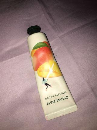 Nature Republic Hand Cream - Apple Mango