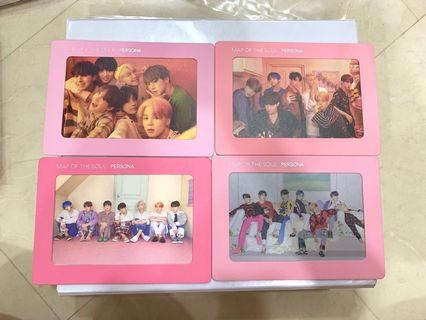 WTS BTS Persona Picture Frames
