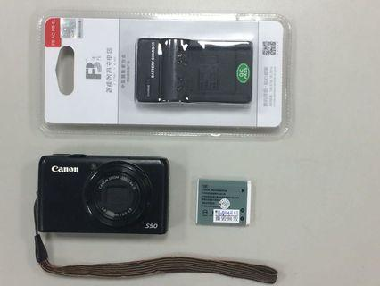 🚚 Canon Powershot S90數位相機