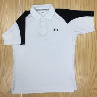 Under Armour S/Sleeve Collar T-Shirt Used
