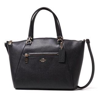 🚚 【Sale】Coach F34340 Tote bag with sling