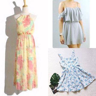 🆕 Premium Dresses/Romper