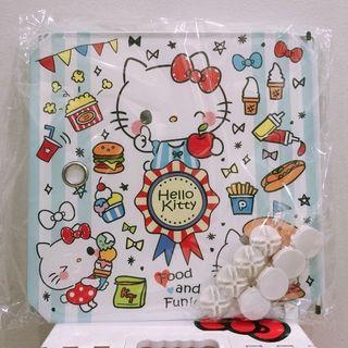 🚚 Hello Kitty storage box white #endgameyourexcess