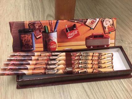 🚚 老物-可口可樂Coca Cola鉛筆90年代收藏