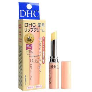日本代購🇯🇵DHC護唇膏1.5g