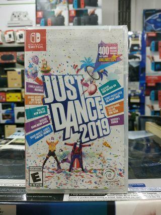 🆕 Nintendo Switch Just Dance 2019