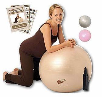 🚚 Natural Birth and Fitness Ball 75 cm